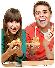 Teen Pizza Parties