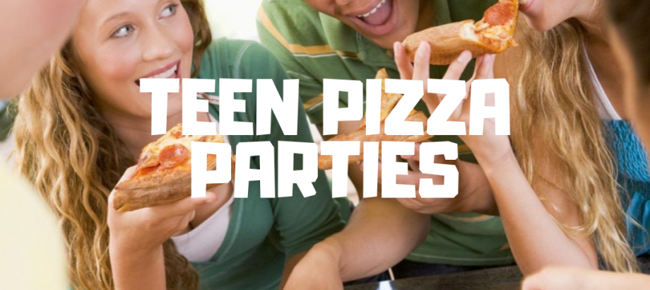 parties - pizza