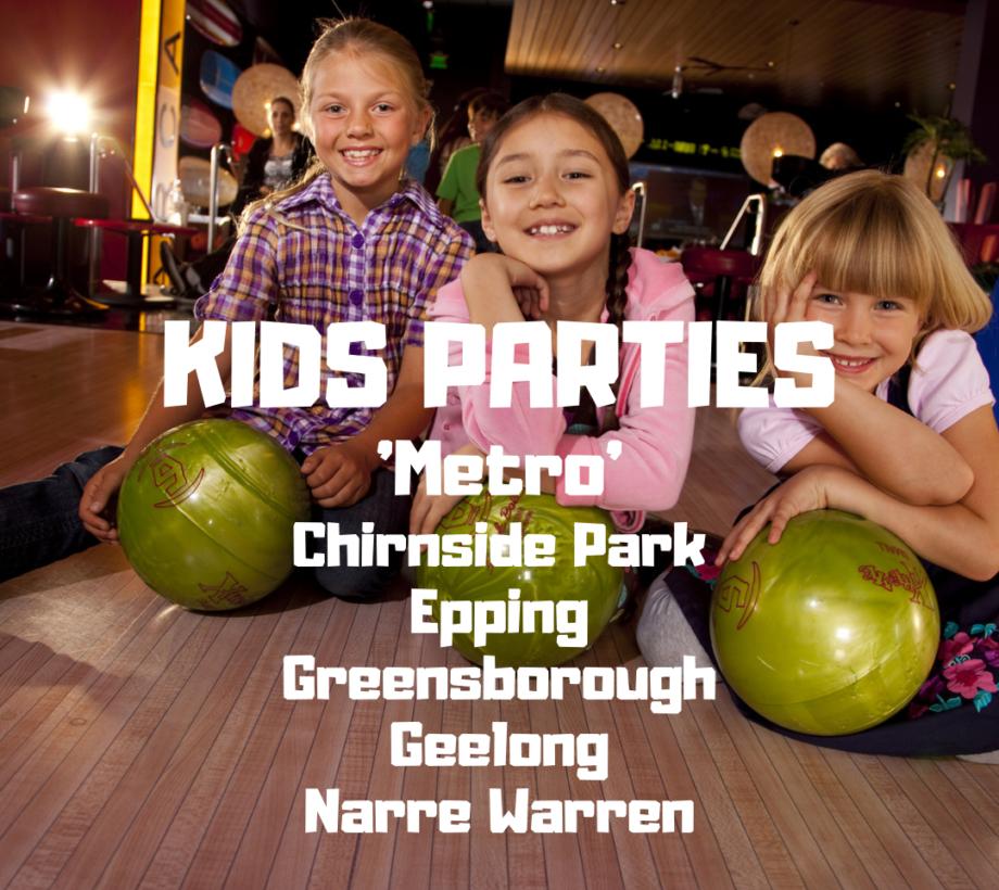 Kida Parties MetroV